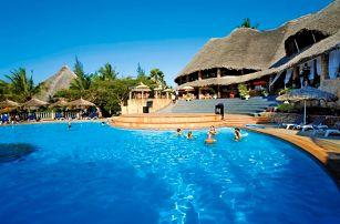 Keňa, Watamu, letecky na 11 dní all inclusive