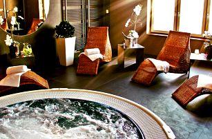 Romantika v luxusním hotelu Větruše s wellness