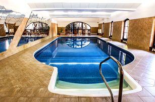 Krásná Telč: neomezený bazén, bowling a polopenze
