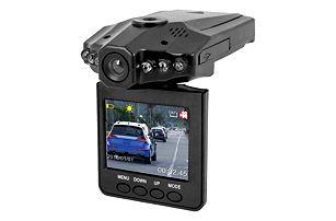 """Přenosná autokamera s 2,5"""" displejem, včetně pošty"""