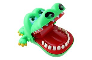 Zábavná hračka Crocodile Dentist