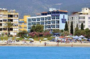 Turecko, Alanya, letecky na 8 dní