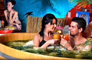 Relax v Rožnovských pivních a mořských lázních
