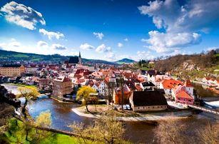 Jižní Čechy: odpočinkový pobyt ve 3* hotelu