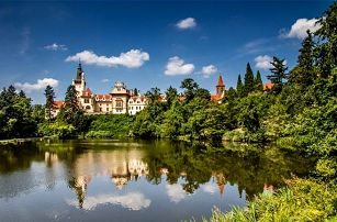 3denní pobyt se snídaněmi pro 2 až 4 osoby v hotelu Tulipán*** v Průhonicích u Prahy