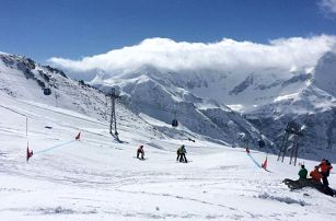 Ski Paradise v TOP středisku v Alpách