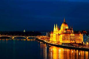 Ubytování v Budapešti s dítětem do 12 let zdarma