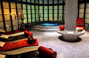 Česká Lípa ve špičkovém 4* Hotelu Morris s pořádnou dávkou wellness i polopenzí