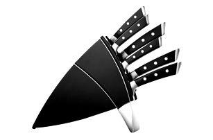TESCOMA blok na nože AZZA, se 6 noži