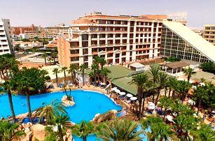 Španělsko, Andalusie, letecky na 9 dní