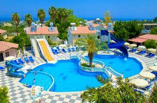 Kypr, Kyrenia, letecky na 8 dní