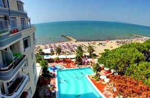Albánie, Dürres, letecky na 8 dní