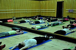 Lekce Body balletu na Praze 2 v délce 60 minut