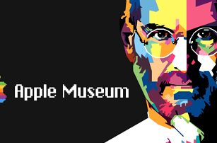 Geniální nápad: vstup do úžasného Apple Musea