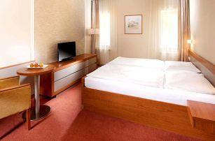 Leden v Hotelu Reza**** ve Františkových Lázních s procedurami, wellness a polopenzí
