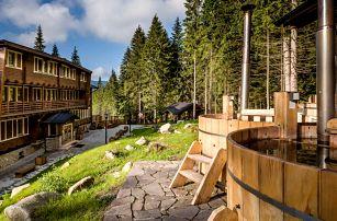Jaro a léto v legendárním hotelu Björnson v Nízkých Tatrách