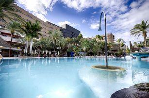 Kanárské ostrovy, Gran Canaria, letecky na 8 dní
