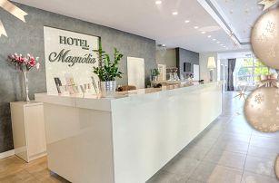 Léčebně-relaxační pobyt v hotelu Magnólia****