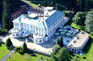 3–6denní lázeňský pobyt pro 1 či 2 osoby v Mariánkách v Parkhotelu Golf****