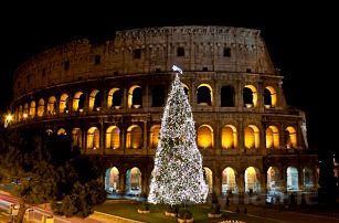 Zimní pobyt v Římě v hotelu v blízkosti centra města