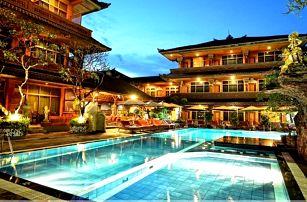 Indonésie, Bali, letecky na 13 dní snídaně