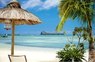 Mauritius, Calodyne, letecky na 10 dní polopenze