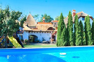 Jižní Slovensko v penzionu Žitava