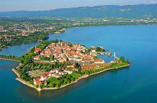 1denní výlet do Švýcarska - Rýnské vodopády, Bregenz a Lindau
