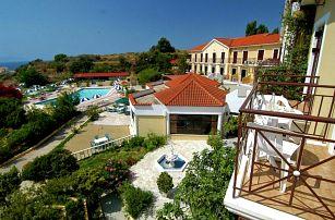 Řecko, Kefalonie, letecky na 8 dní