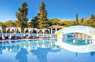 Řecko, Korfu, letecky na 8 dní