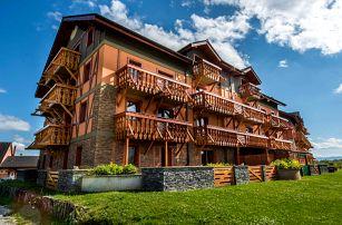 Zima v Tatragolf Mountain Resort se slevami do aquaparku
