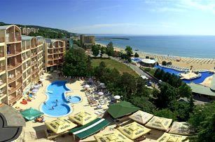 Bulharsko, Zlaté Písky, letecky na 8 dní