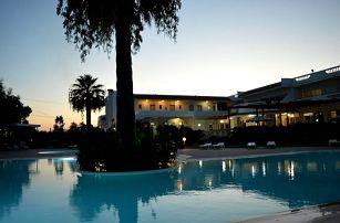 Řecko, Rhodos, letecky na 6 dní