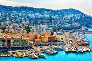 Zájezd do Monaka, Monte Carla a Nice se snídaní