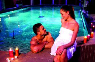 Hyper relaxace pro 2 osoby v Aquapalace Praha