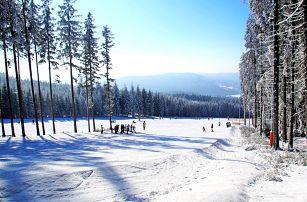 Zimní Beskydy v obci Horní Bečva v hotelu nedaleko skiareálu s polopenzí, saunou, slevou na skipas a dalšími výhodami
