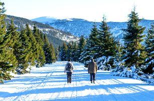 Zimní lyžovačka se snídaní v Peci pod Sněžkou