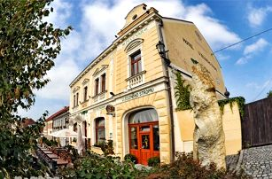 3 až 5denní pobyt pro 2 s polopenzí v hotelu U Zeleného stromu***+ na Plzeňsku