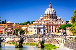 Jarní zájezd do Říma a Vatikánu: hotel i snídaně