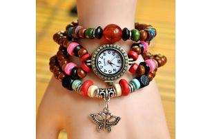 Korálkové hodinky!