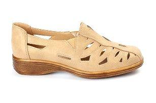 Dámské zdravotní boty KOKA hnědé