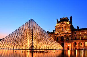 Poznejte slavné památky během výletu do Paříže