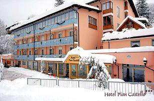 5denní Paganella se skipasem | Hotel Piancastello*** | Doprava, ubytování, polopenze a skipas v ceně