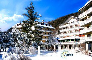 Hotel Urri, Aprica - 5denní lyžařský balíček se skipasem a dopravou v ceně, Aprica, Itálie, autobusem, polopenze