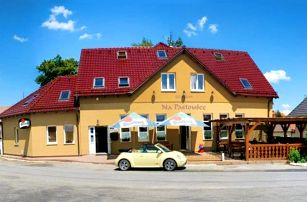 3–6denní pobyt pro 2 osoby se snídaněmi a vínem v penzionu Na Pastoušce na jihu Čech