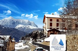 Hotel Casa Alpina (CASA DEL FERIE PAVONIANI) - 5denní lyžařský balíček se skipasem a dopravou v ceně, Passo Tonale, Itálie, autobusem, polopenze