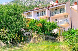 8–10denní Chorvatsko, Brist | Villa Jelena | Dítě zdarma | Polopenze | Autobusem nebo vlastní doprava