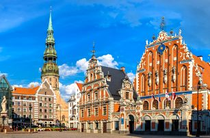 Expedice Litva a Lotyšsko vč. ubytování na 3 noci