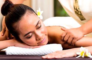 Thajská masáž dle výběru v Oáze