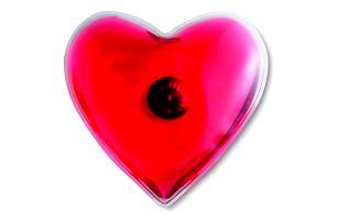 Ohřívač rukou Srdce